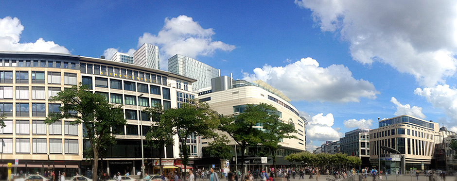 aclanz, Hauptwache, Frankfurt am Main